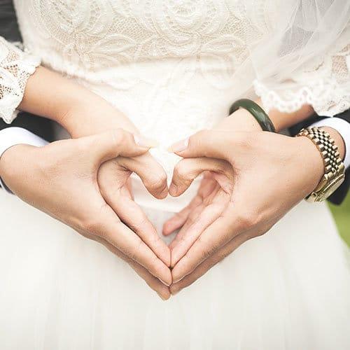 Hochzeits-Behandlungen